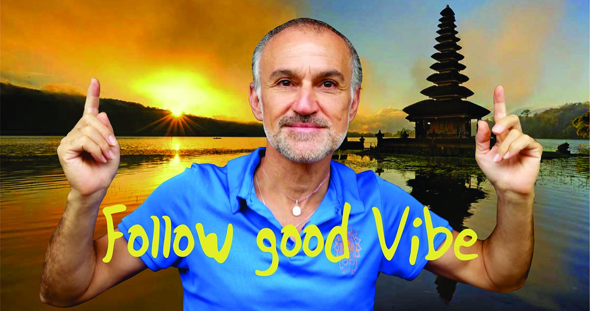 follow good vibes