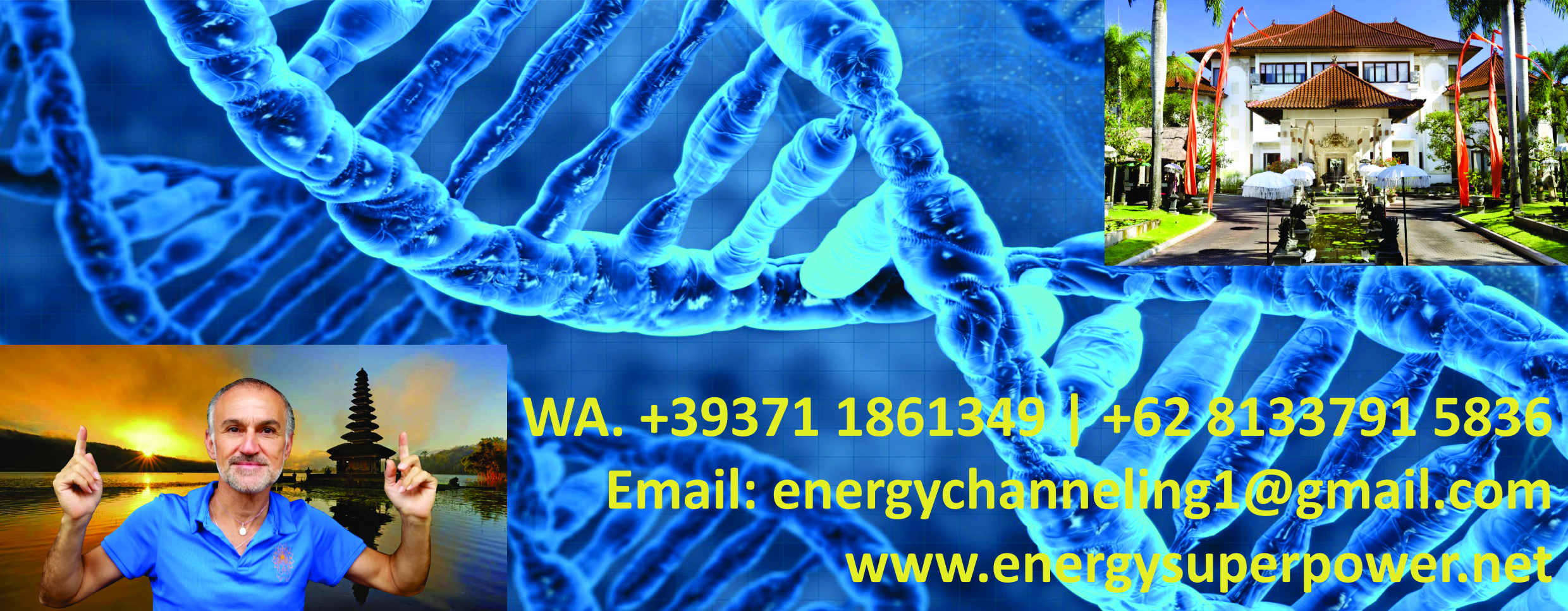EXTRAORDINARY HEALING BENEFITS – 2018 – ENERGY CHANNELING QUANTUM ENERGY
