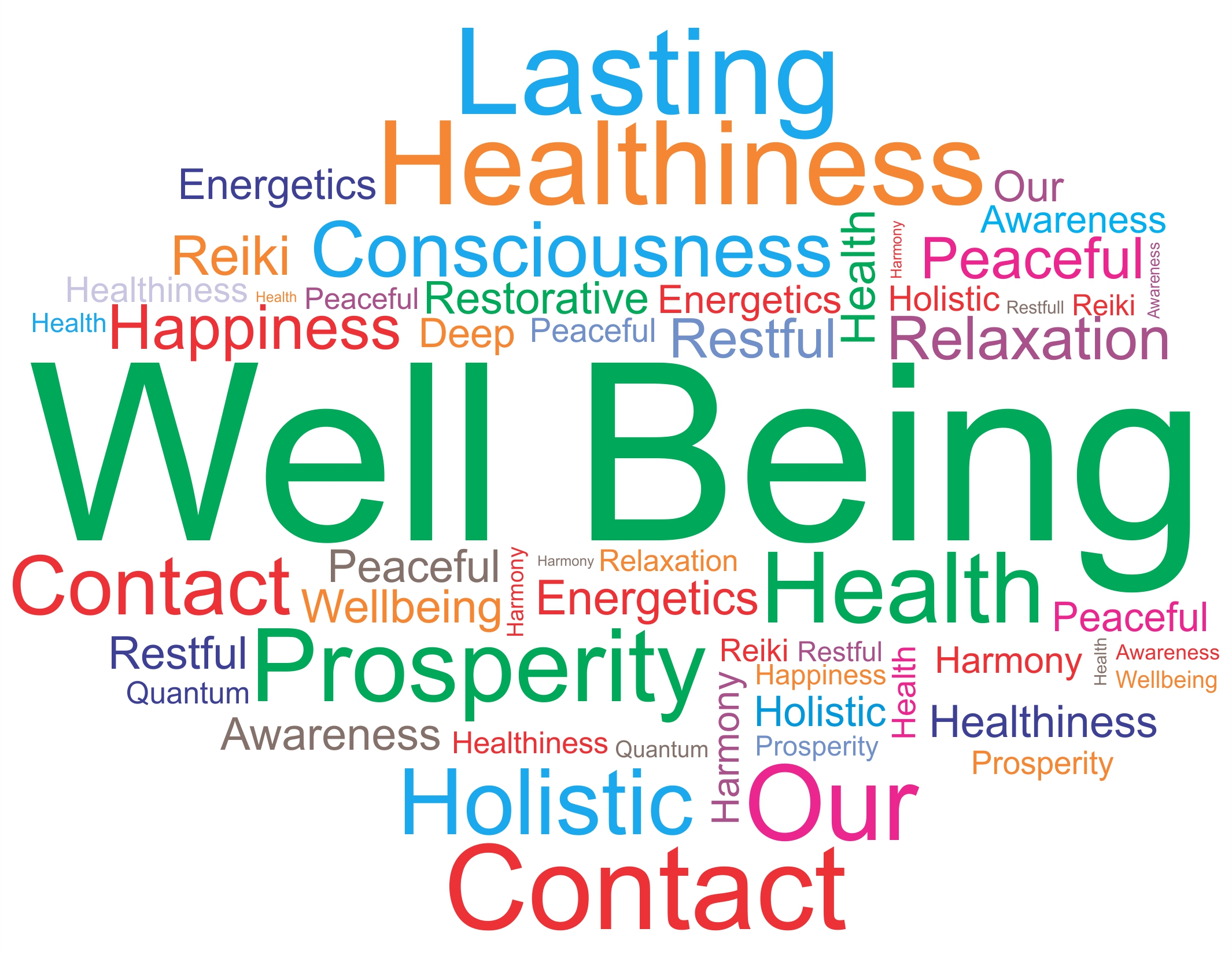 CONTACT WELL BEING BRINGS YOU BEYOND YOUR THOUGHTS