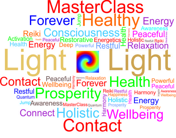 MasterClass of Light – Love Health Relations Life