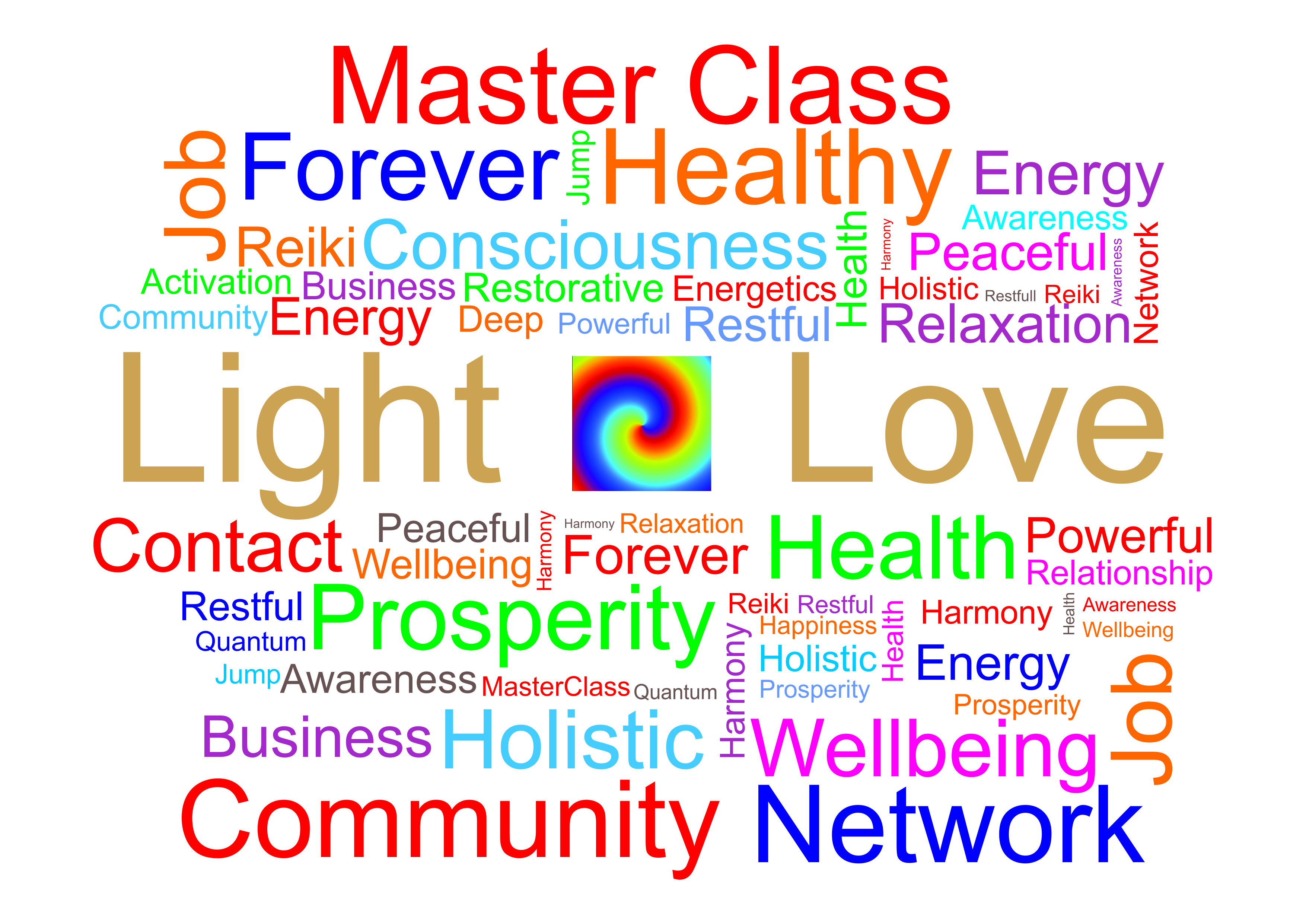 Masterclass Workshop of Light-Love Live Life