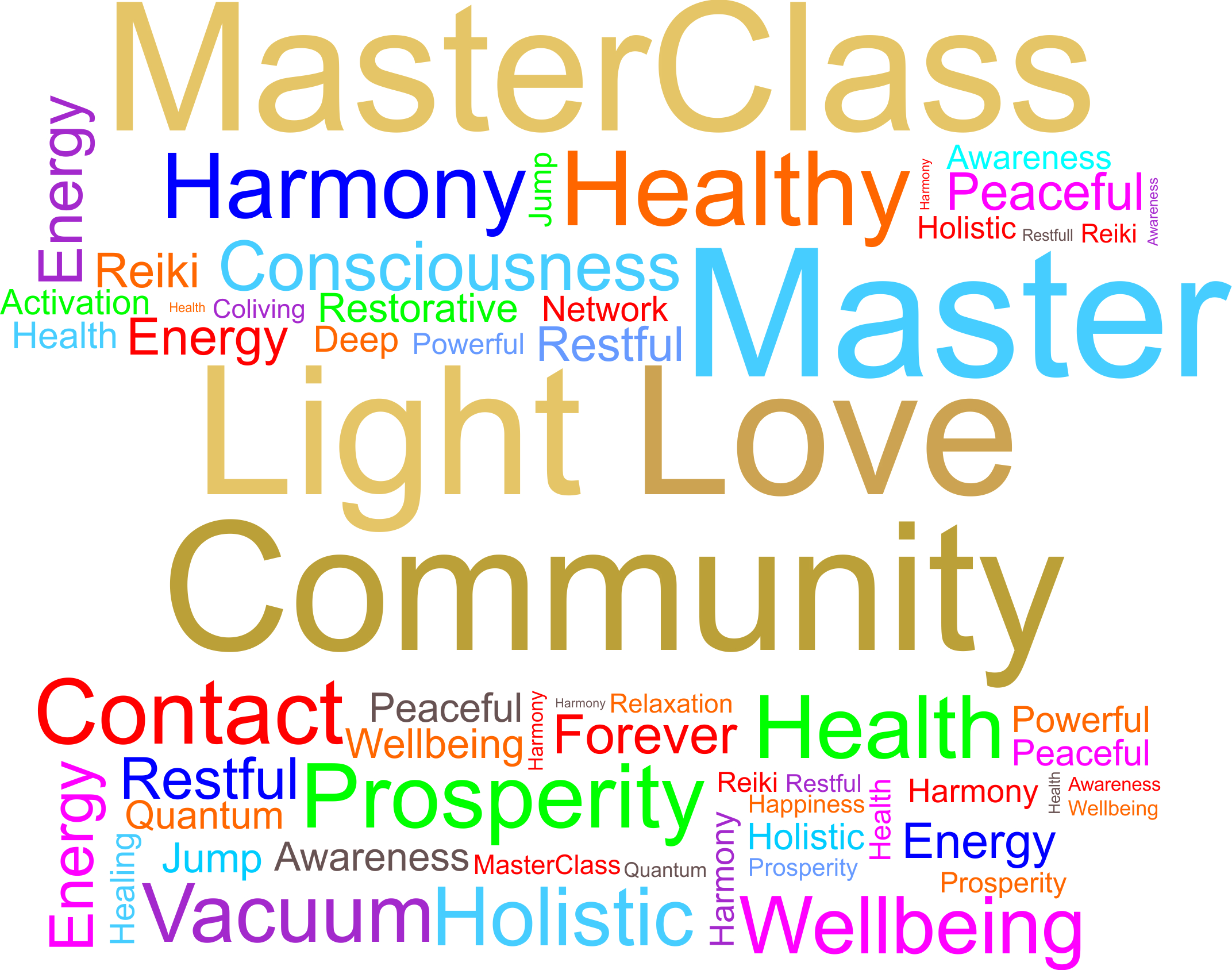 Workshop – Will Power Contact with Universal Light Love