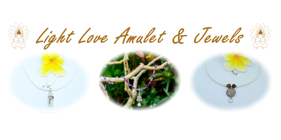 LIGHT LOVE AMULET AND JEWELS – ENERGY SUPERPOWER