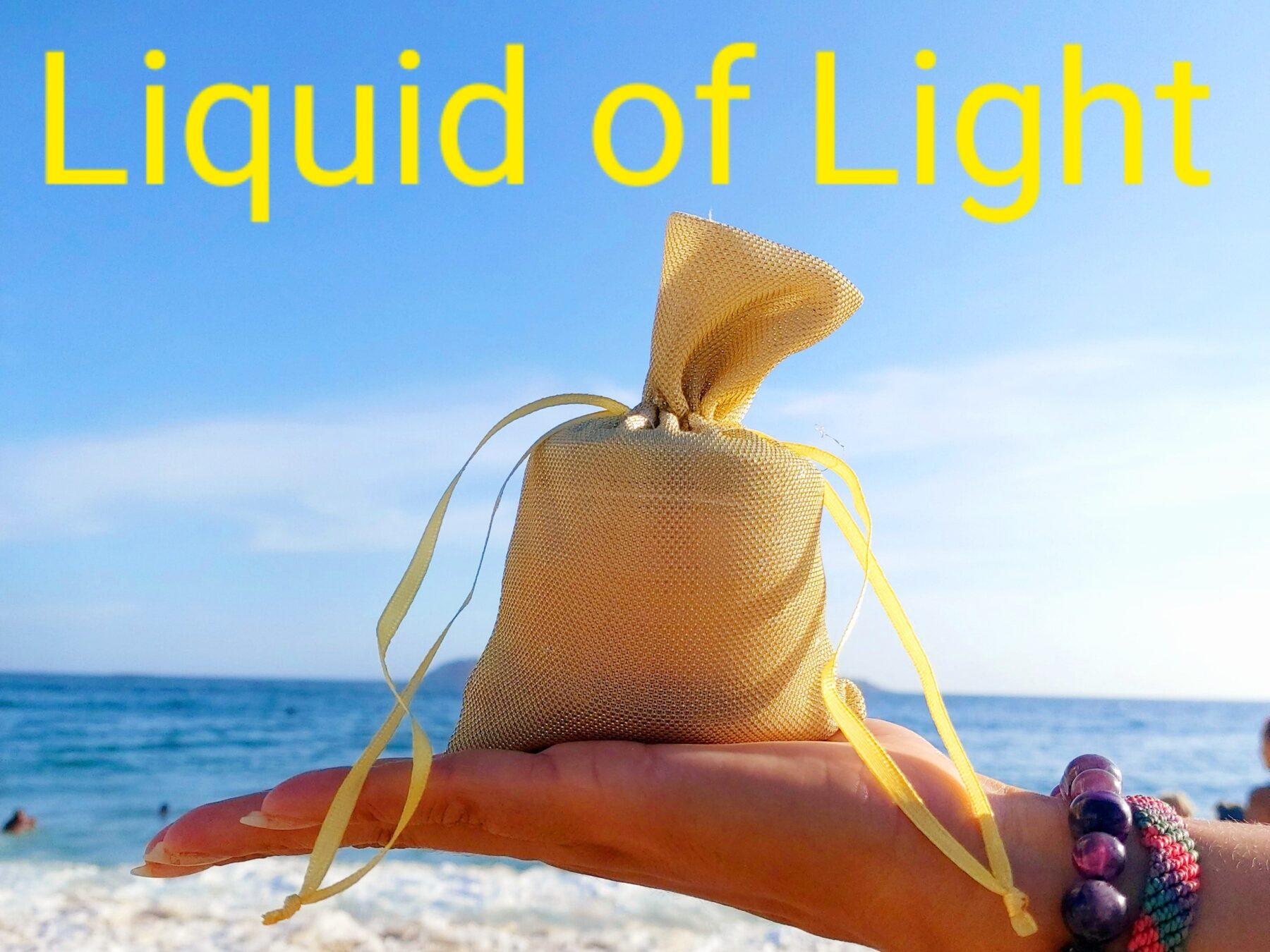 Liquid of Light